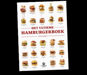 Het ultieme hamburgerboek door Julius Jaspers
